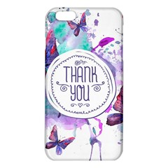 Thank You Iphone 6 Plus/6s Plus Tpu Case by Celenk