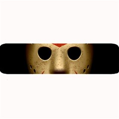 Jason Hockey Goalie Mask Large Bar Mats by Celenk