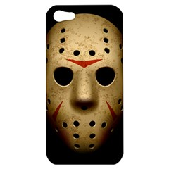Jason Hockey Goalie Mask Apple Iphone 5 Hardshell Case by Celenk