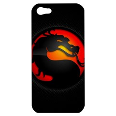 Dragon Apple Iphone 5 Hardshell Case by Celenk