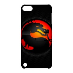 Dragon Apple Ipod Touch 5 Hardshell Case With Stand by Celenk