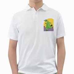 Dragon Golf Shirts by Celenk