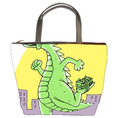Dragon Bucket Bags