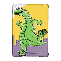 Dragon Apple Ipad Mini Hardshell Case (compatible With Smart Cover) by Celenk