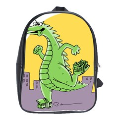 Dragon School Bag (xl)