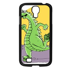 Dragon Samsung Galaxy S4 I9500/ I9505 Case (black) by Celenk