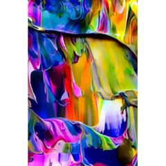 Abstract Acryl Art 5 5  X 8 5  Notebooks by tarastyle