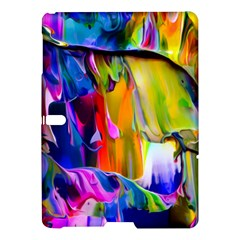 Abstract Acryl Art Samsung Galaxy Tab S (10 5 ) Hardshell Case  by tarastyle