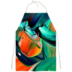Abstract Acryl Art Full Print Aprons by tarastyle