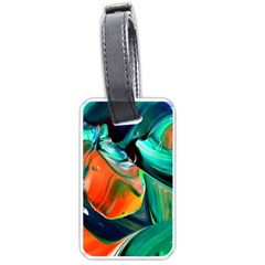 Abstract Acryl Art Luggage Tags (one Side)  by tarastyle