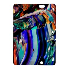 Abstract Acryl Art Kindle Fire Hdx 8 9  Hardshell Case by tarastyle