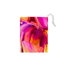 Abstract Acryl Art Drawstring Pouches (xs)  by tarastyle