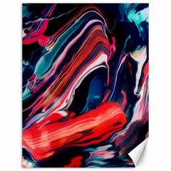 Abstract Acryl Art Canvas 12  X 16   by tarastyle