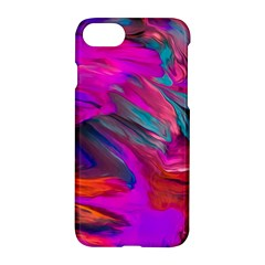 Abstract Acryl Art Apple Iphone 8 Hardshell Case by tarastyle