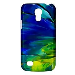 Abstract Acryl Art Galaxy S4 Mini by tarastyle