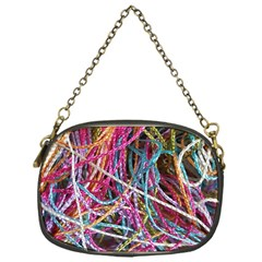 Funny Colorful Yarn Pattern Chain Purses (one Side)  by yoursparklingshop