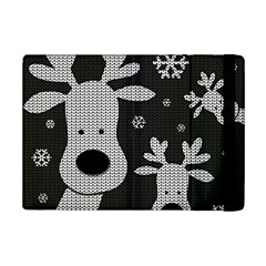 Cute Reindeer  Ipad Mini 2 Flip Cases by Valentinaart
