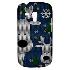 Cute Reindeer  Galaxy S3 Mini by Valentinaart