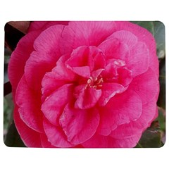 Pink Flower Japanese Tea Rose Floral Design Jigsaw Puzzle Photo Stand (rectangular) by yoursparklingshop