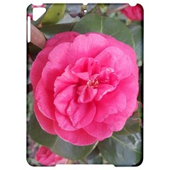 Pink Flower Japanese Tea Rose Floral Design Apple Ipad Pro 9 7   Hardshell Case by yoursparklingshop