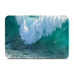 Awesome Wave Ocean Photography Plate Mats by yoursparklingshop
