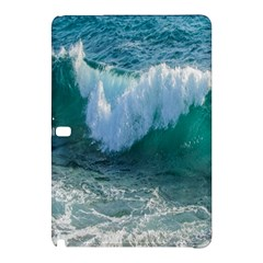 Awesome Wave Ocean Photography Samsung Galaxy Tab Pro 10 1 Hardshell Case by yoursparklingshop