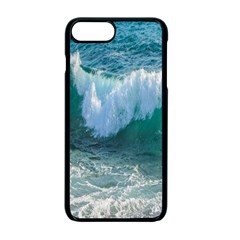Awesome Wave Ocean Photography Apple Iphone 7 Plus Seamless Case (black) by yoursparklingshop