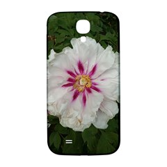Floral Soft Pink Flower Photography Peony Rose Samsung Galaxy S4 I9500/i9505  Hardshell Back Case by yoursparklingshop