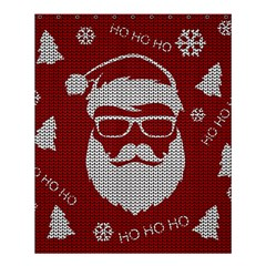 Ugly Christmas Sweater Shower Curtain 60  X 72  (medium)  by Valentinaart