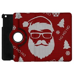Ugly Christmas Sweater Apple Ipad Mini Flip 360 Case by Valentinaart