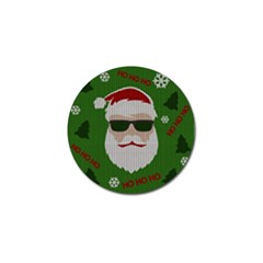 Ugly Christmas Sweater Golf Ball Marker (4 Pack) by Valentinaart