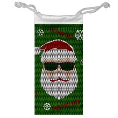 Ugly Christmas Sweater Jewelry Bag by Valentinaart