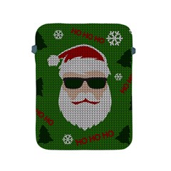Ugly Christmas Sweater Apple Ipad 2/3/4 Protective Soft Cases by Valentinaart