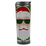 Ugly Christmas Sweater Travel Tumbler Center