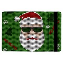Ugly Christmas Sweater Ipad Air Flip