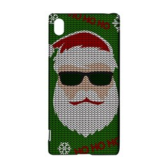 Ugly Christmas Sweater Sony Xperia Z3+ by Valentinaart