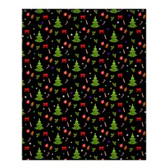 Christmas Pattern Shower Curtain 60  X 72  (medium)  by Valentinaart