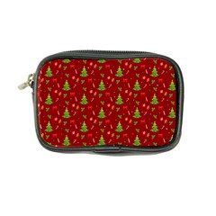 Christmas Pattern Coin Purse by Valentinaart