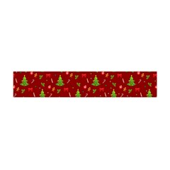 Christmas Pattern Flano Scarf (mini) by Valentinaart