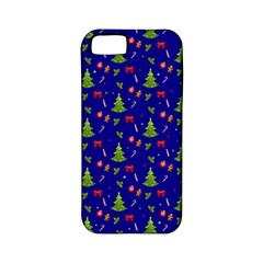 Christmas Pattern Apple Iphone 5 Classic Hardshell Case (pc+silicone) by Valentinaart
