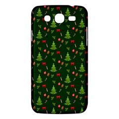 Christmas Pattern Samsung Galaxy Mega 5 8 I9152 Hardshell Case  by Valentinaart