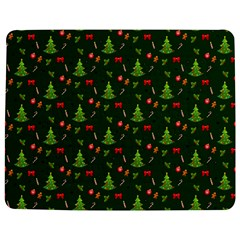 Christmas Pattern Jigsaw Puzzle Photo Stand (rectangular) by Valentinaart