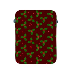 Christmas Pattern Apple Ipad 2/3/4 Protective Soft Cases by Valentinaart