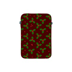 Christmas Pattern Apple Ipad Mini Protective Soft Cases by Valentinaart