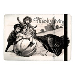 Vintage Thanksgiving Samsung Galaxy Tab Pro 10 1  Flip Case by Valentinaart