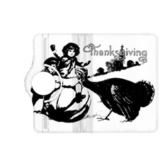 Vintage Thanksgiving Kindle Fire Hd (2013) Flip 360 Case by Valentinaart