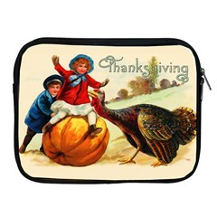 Vintage Thanksgiving Apple Ipad 2/3/4 Zipper Cases by Valentinaart