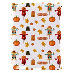 Thanksgiving Apple Ipad 3/4 Hardshell Case (compatible With Smart Cover) by Valentinaart