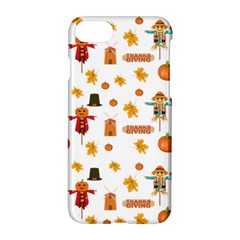 Thanksgiving Apple Iphone 8 Hardshell Case by Valentinaart