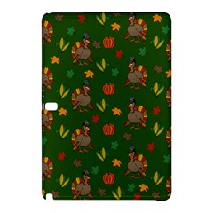 Thanksgiving Turkey  Samsung Galaxy Tab Pro 10 1 Hardshell Case by Valentinaart